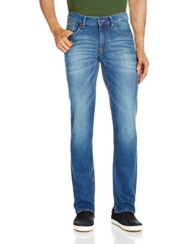 Flying-Machine-Mens-Tapered-Fit-Jeans
