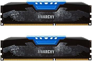 PNY Anarchy 8GB DDR3 Desktop Memory