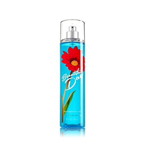 Bath and Body Works Fine Fragrance Beautiful Day, 8.0 Fl Oz Cassis Bath