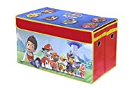 Nickelodeon Paw Patrol Collapsible Storage Trunk