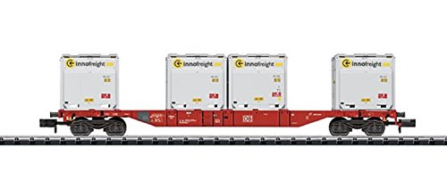 TRIX T15531 Containertragwagen Bauart Sgns DB [Elektronik]
