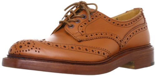 [トリッカーズ] Tricker's Tricker's Full Brogue Derby Shoes / Leather Sole M7292-16 C-Shade(C-Shade/8)