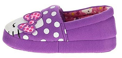 Hello Kitty Girl's Purple Slippers playlab charmmy kitty hello kitty