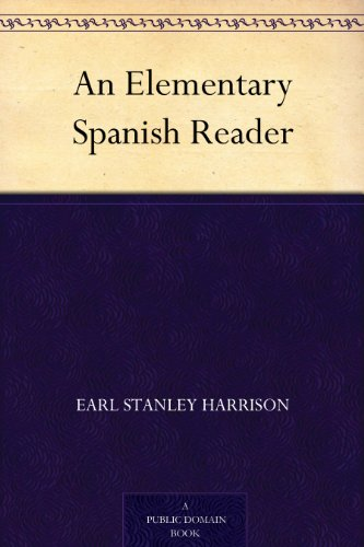An Elementary Spanish Reader (Spanish Edition) (Free Language Books compare prices)
