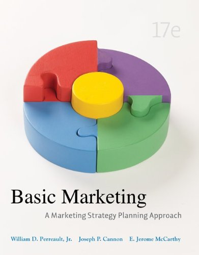 Basic Marketing: A Marketing Strategy Planning Approach,...
