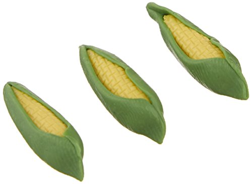 Timeless Miniatures-Dough Corn 3/Pkg (Miniature Corn compare prices)