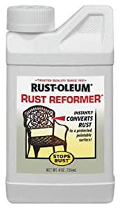 Rust-Oleum 7830-730 8-Oz. Rust Reformer Rust Removers from Rust-Oleum