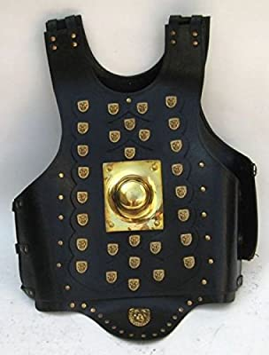 Nauticalmart Faux Leather Armor Jacket (L-20006)