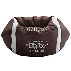 Comfort Research Big Joe Football Bean Bag with Smart Max Fabric