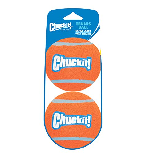 Chuckit! Tennis Balls Orange Xl / 2 Pack