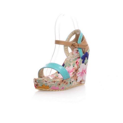 Formal Wedge Sandals
