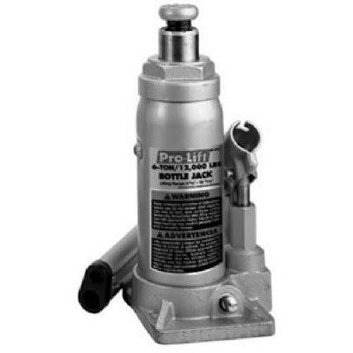 Pro-Lift B-006D Grey Hydraulic Bottle Jack - 6 Ton Capacity (Bottle Jack 6 Ton compare prices)