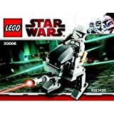 LEGO Star Wars: Clone Walker Jeu De Construction 30006 (Dans Un Sac)par LEGO