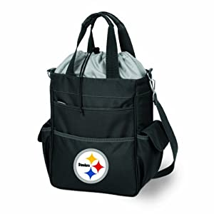 NFL Pittsburgh Steelers Activo Tote by Picnic Time