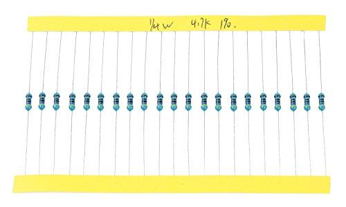 600 Piece Resistor Kit - 1