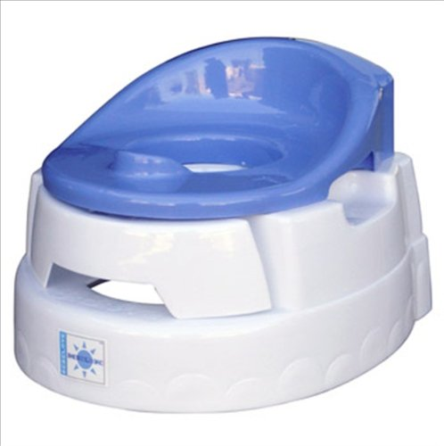 BeBeLove Lolli toilet travel training potty BLUE