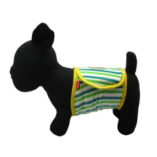 Alfie Pet Accessory - Jake Smiley Belly Band - Size: Extra Large (For Boy Dogs) front-1044900
