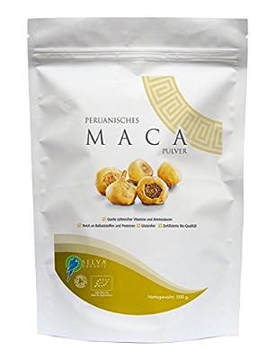 Selva Organic Peruanisches Organischen Maca Pulver von Selva Organic Foods Ltd bei Gewürze Shop