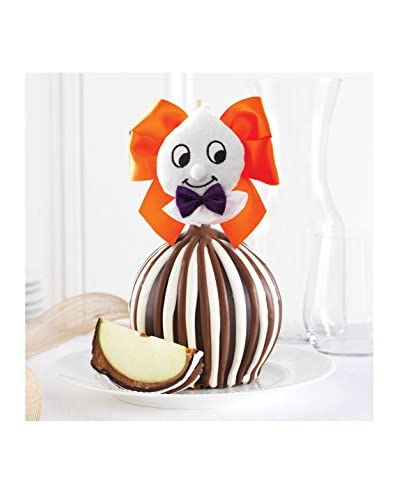 Mrs. Prindable's Boo! The Ghost Triple Chocolate Jumbo Apple