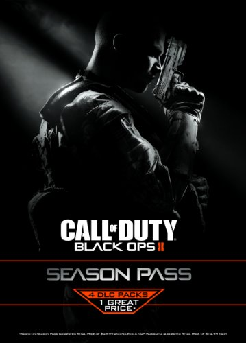 Call of Duty Black Ops II Season Pass [Download] (Ps3 Call Of Duty Ii compare prices)