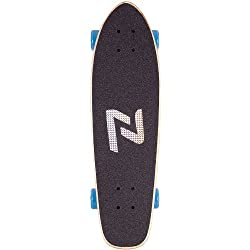 Z-Flex Jimmy Plumer P.O.P Spray Complete Skateboard - Blue/Blue