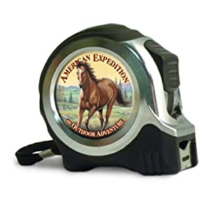 American Expediton TAPE-510 American Mustang 25-ft. Metal Tape Measure