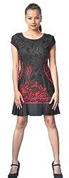 Manish Ahuja Designer Women's Georgette Dress