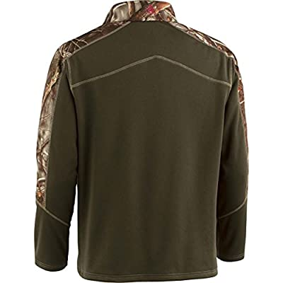 Legendary Whitetails Camo Forest 1/2 Zip