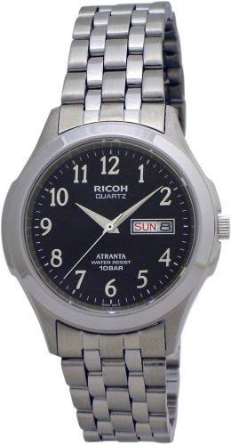 Ricoh Men'S Watch Atranta Quartz 350006-03 (Japan Import)