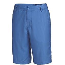 PUMA Golf Men\'s Monolite Short Strong Blue Shorts 34 X 11
