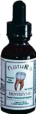 NaturaRx Dentizyme Dental/Periodontal Support (1 fl. oz.)