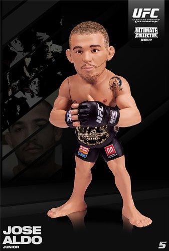 Jose Aldo (Championship Edition w/belt) Round 5 UFC Ultimate Collector Series 12