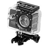 QUMOX Actioncam SJ4000, Action Sport Kamera Camera Waterproof, Full HD,...