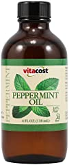 Vitacost 100% Pure Peppermint Oil –…