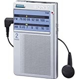 SONY FM/AMポケッタブルラジオ ICF-T46
