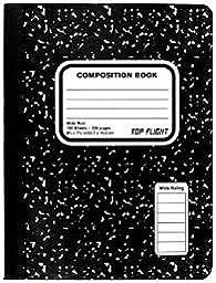 Composition Books, 9.75\