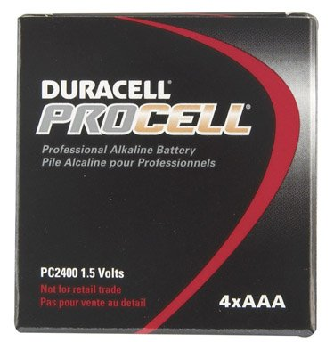 Duracell Procell AAA Batteries, 24-Count