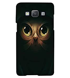 PRINTSWAG QWL Designer Back Cover Case for SAMSUNG GALAXY E5