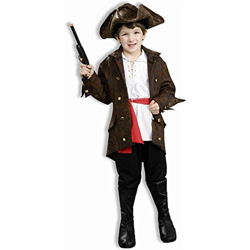 High Seas Pirate Kids Costume