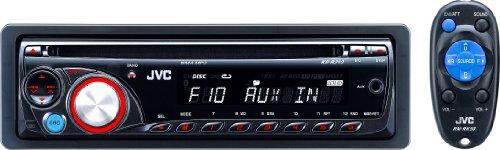 Jvc Kd-R210 4 X 50 Watts Cd Receiver