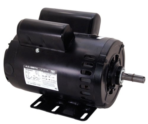 a o smith cp1502l 5 hp 3600 rpm 230 volts 1 service