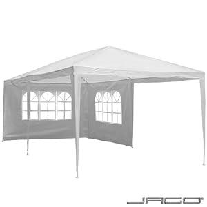 Miadomodo® FZP01white Marquee Tent Pavilion 3x6m (White)