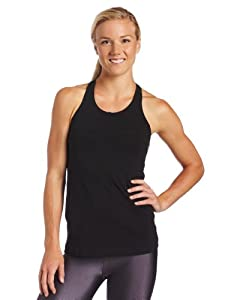 Stonewear Designs Women's Dara Tank Sleeveless Top (Black, X-Small)