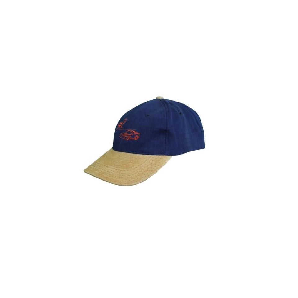 66f13973856ce Callaway Cars 980.12.9520 Navy Khaki One Size Fits All Baseball Cap with  Callaway C12 Logo