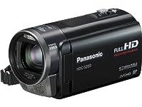 Panasonic HDC-SD90K 3D Compatible SD Memory Camcorder (Black) from Panasonic