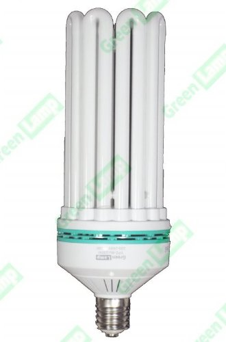 4x 36W Low Energy T5 2 Pin CFL Spiral Floodlight Daylight White Light Bulb Lamp