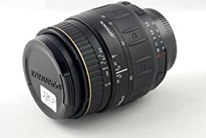 Quantaray 28-80mm f/3.5-5.6 multi-coated AF-D lens with Nikon mount
