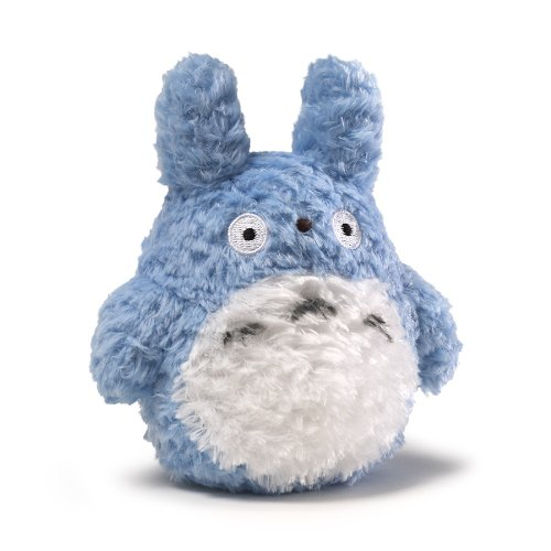 Gund Fluffy Medium Totoro, 5.5 Inches front-852225