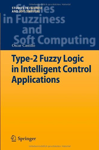 Type-2 Fuzzy Logic in Intelligent Control Applications (Studies in Fuzziness and Soft Computing)