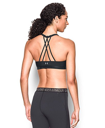 Under Armour Women's Low - Strappy, Black (001), X-Large